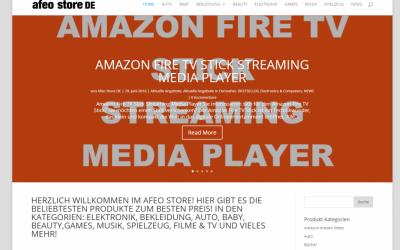 AFEO STORE Deutschland – Bestseller Onlineshop