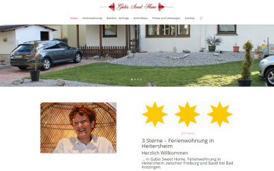 Gabis Sweet Home – Ferienwohnung Heitersheim