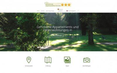 Ferienwohnungen / Appartementhaus im Grün