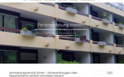 Vermietungsservice Schier