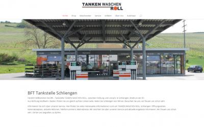Autohaus Roll GmbH – Tanken Waschen Roll